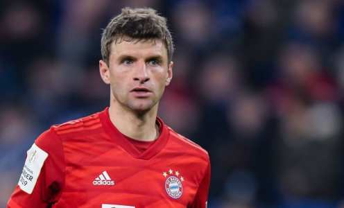Thomas Muller Signs Bayern Munich Contract Extension Until 2023