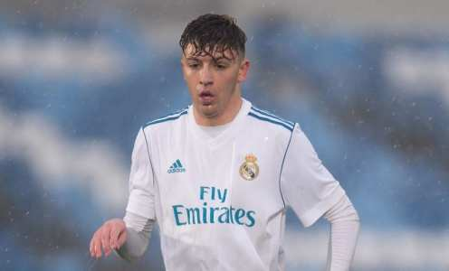 Arsenal Among Sides Interested in Talented Real Madrid Youngster Cesar Gelabert