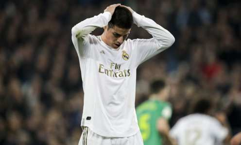 Analysing the Potential Destinations for Real Madrid Outcast James Rodriguez