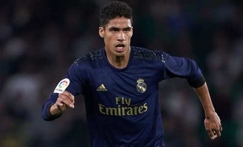 Manchester City's Interest in Raphaël Varane Rebuffed by Real Madrid