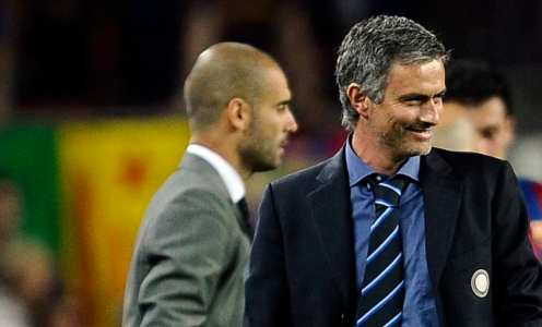 Jose Mourinho Finally Reveals What He Whispered in Pep Guardiola's Ear During Famous 2010 Champions League Clash