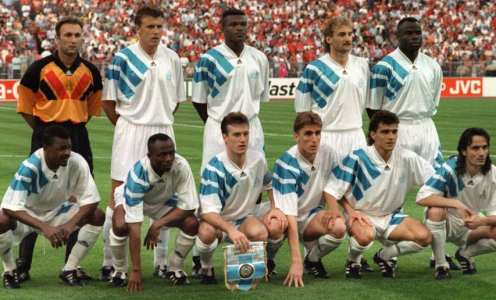 Remembering Marseille's Controversial 1993 Champions League Winners