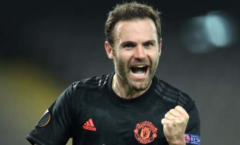 Juan Mata Insists He Wants to Stay at Man Utd for Years to Come