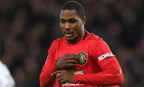 Odion Ighalo Pleads With Shanghai Shenhua to Extend Manchester United Loan