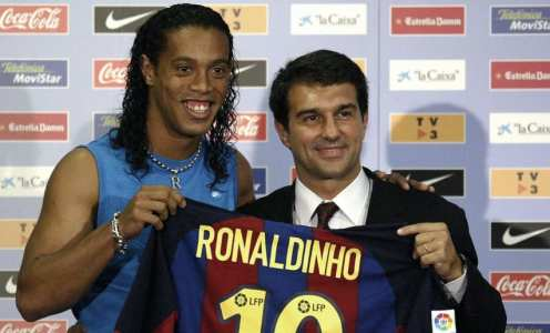 Paul Scholes Lifts Lid on Just How Close Man Utd Were to Signing Ronaldinho in 2003