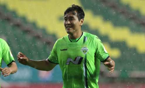 Famous Footballers You May Recognise in Korea's K League 2020