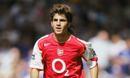 Cesc Fabregas Reveals Why He Chose to Join Arsenal Over Manchester United
