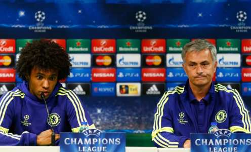 Willian Confesses He 'Misses' Tottenham Manager Jose Mourinho & Would Have 'No Problem' Joining a Direct Rival