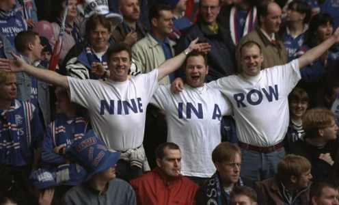 'Nine in a Row' – Looking Back at the Great Rangers Side That Dominated Scotland & Was Briefly Among Europe's Best