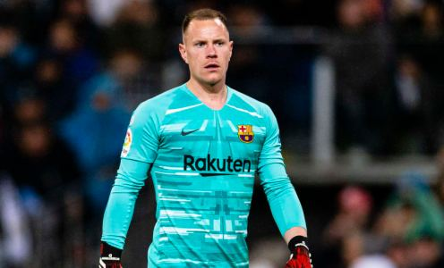 Barcelona 'Optimistic' of Agreeing New Long-Term Contract With Goalkeeper Marc-André Ter Stegen