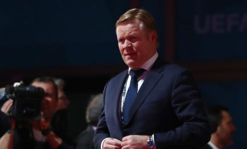 Netherlands Manager Ronald Koeman in Hospital With Heart Problems