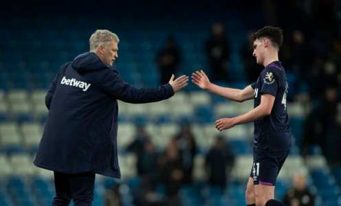 West Ham Manager David Moyes Jokes About Wanting Chelsea Starlet Billy Gilmour in Exchange for Declan Rice