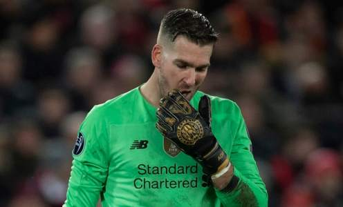 Adrian to Make Decision on Liverpool Future at End of the Season