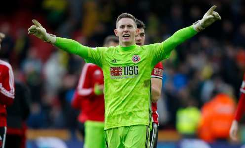 Manchester United to Let Dean Henderson Finish Season With Sheffield United