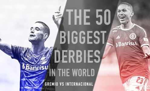 Grêmio vs Internacional: The Most Fiery and Competitive Game in Brazil