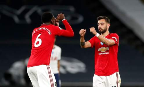 Bruno Fernandes Reveals How Paul Pogba Helped Him Settle at Manchester United