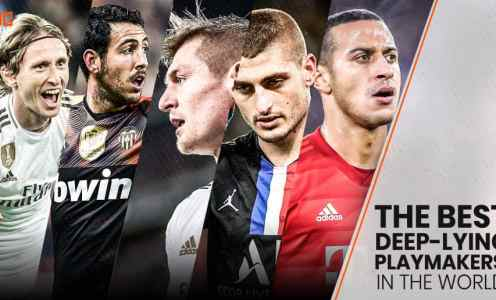 The 5 Best Deep-Lying Playmakers in the World – Ranked