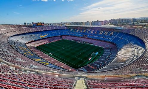 Barcelona Pushing for Fans to Be Allowed in Camp Nou for Atlético Madrid Clash