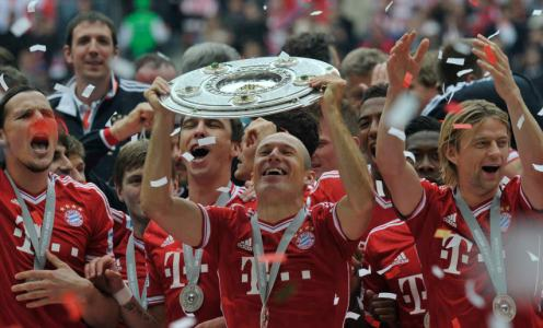 Bayern Munich's 8 Consecutive Bundesliga Titles – Ranked