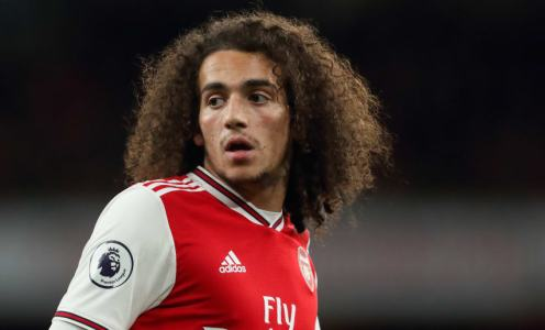 Update on Matteo Guendouzi's Arsenal Future Following Crunch Meeting
