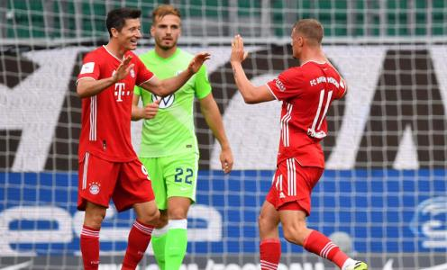 Wolfsburg 0-4 Bayern Munich: Report, Ratings & Reaction as Champions Sign Off in Style