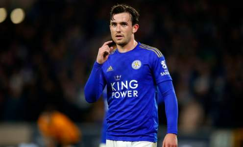 Leicester Maintain Ben Chilwell Is Not for Sale Amid Intensified Chelsea & Man City Interest