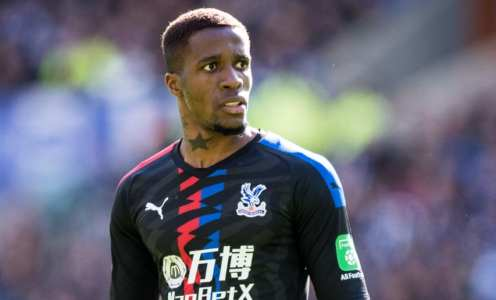 Wilfried Zaha Attracting Interest From Paris Saint-Germain Following Link Up With Pini Zahavi