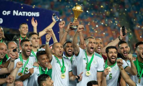2021 Africa Cup of Nations Postponed & Pushed Back a Year