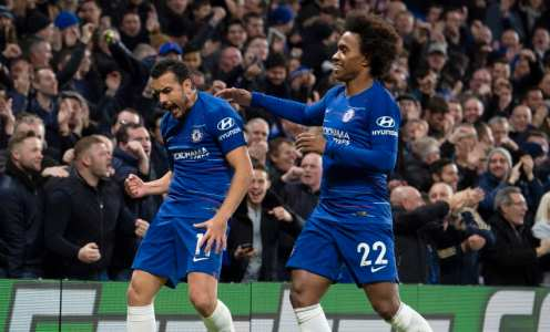 Chelsea Agree Short-Term Extensions for Willian & Pedro