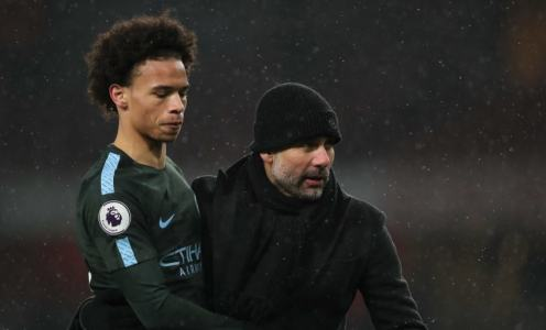 Pep Guardiola Confirms Leroy Sane Has Rejected New Man City Contract Offers