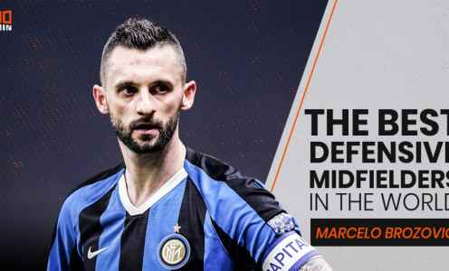 Marcelo Brozovic: The Comeback Kid Who's Evolved Into Inter's Midfield Stalwart