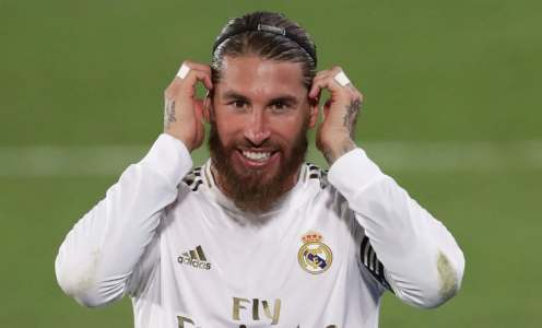 Sergio Ramos to Renew Real Madrid Contract When Title Race Is Over