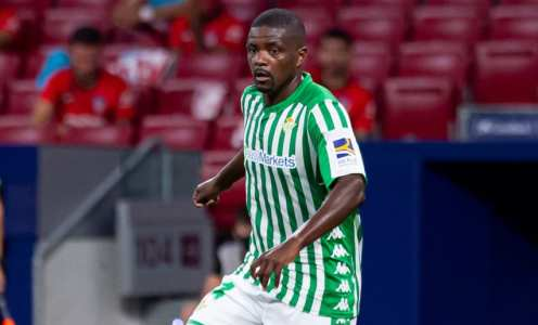 Leicester 'Will Sign' Real Betis Midfielder William Carvalho This Summer