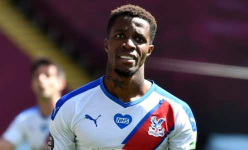 Wilfried Zaha Set for Fresh Transfer Tug of War With Everton & Newcastle Linked