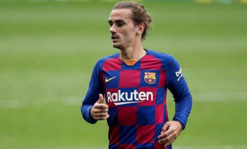 Antoine Griezmann's Agent Set for Barcelona Meeting to Discuss Playing Time