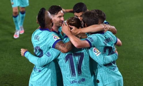 Villarreal 1-4 Barcelona: Report, Ratings & Reaction as Blaugrana Dazzle in Emphatic Victory