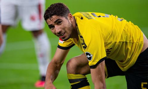 Achraf Hakimi Completes Move to Inter From Real Madrid