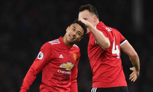 David Moyes Considering Moves for Man Utd Duo Phil Jones & Jesse Lingard