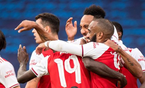 Arsenal 2-0 Manchester City: Report, Ratings & Reaction as Aubameyang Brace Sends Gunners to FA Cup Final