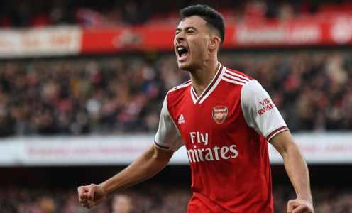 Gabriel Martinelli Signs New Long-Term Arsenal Contract
