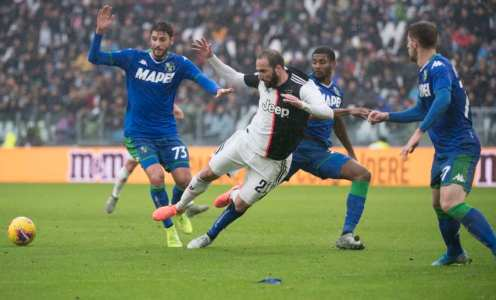 Sassuolo vs Juventus Preview: How to Watch on TV, Live Stream, Kick Off Time & Team News