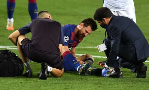 Lionel Messi Expected to Be Fit for Bayern Munich Clash Despite Knock in Napoli Win