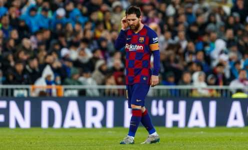 Barcelona Refuse to Meet With Lionel Messi to Discuss Transfer Request