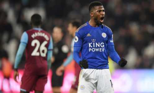 Leicester City Open to Offers for Kelechi Iheanacho to Fund Odsonne Edouard Move