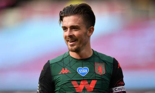 Aston Villa Look to Offer Jack Grealish New 5-Year Deal Amid Man Utd Interest