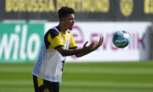 Borussia Dortmund's New Ploy to Pressure Man Utd Into Paying €120m for Jadon Sancho