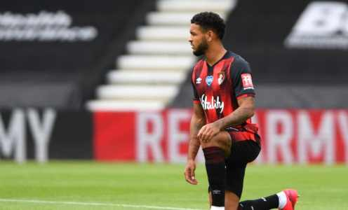 Joshua King's Agent Holds Talks With Spurs as Race Heats Up for Bournemouth Striker