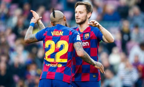 Ivan Rakitić 'Unsure' Whether Arturo Vidal Played More Because of Friendship With Lionel Messi