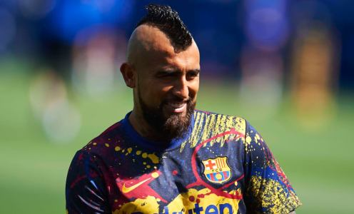 Inter Complete Signing of Arturo Vidal From Barcelona