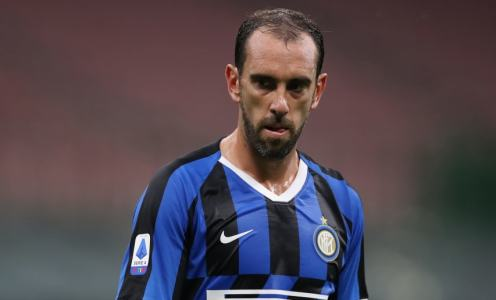 Diego Godin to Join Cagliari With Arturo Vidal Set to Finalise Move to Inter